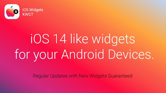 iOS Widgets KWGT🔥 (MOD APK, Paid) v2021.May.19.21 1