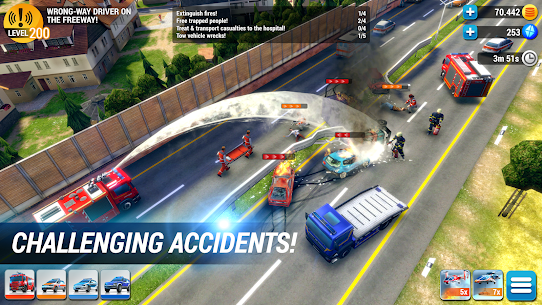 Emergency HQ Mod APK (Unlocked All) 2