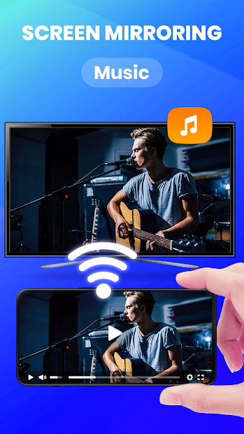 Screen Mirroring - Smart View & Wireless Display screenshot 6