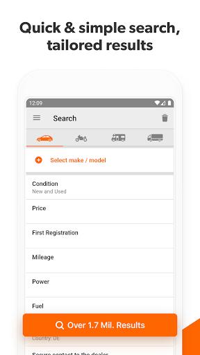 mobile.de u2013 Germanyu2018s largest car market 8.15.2 Screenshots 3