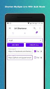 URL Shortener PRO MOD APK 5