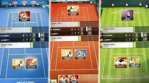 TOP SEED Tennis: Sports Management Simulation Game 2.47.1 screenshots 4