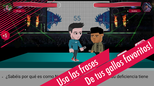 Roosters Battle - Juego Batalla de Gallos 8.0 screenshots 3