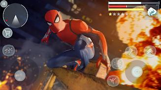 Spider Hero - Super Crime City Battle