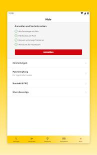 Post & DHL 7.0.54 (206) Screenshots 16