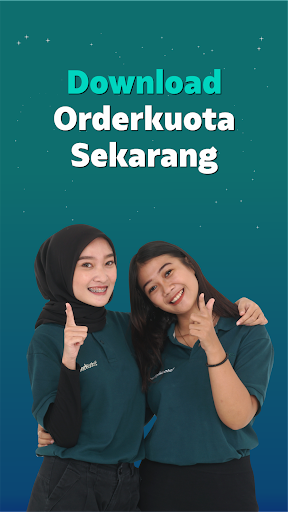 Orderkuota – Isi Kuota Internet dan Pulsa Murah