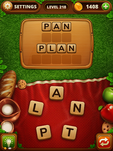 Word Snack - Your Picnic with Words 1.5.2 Screenshots 6