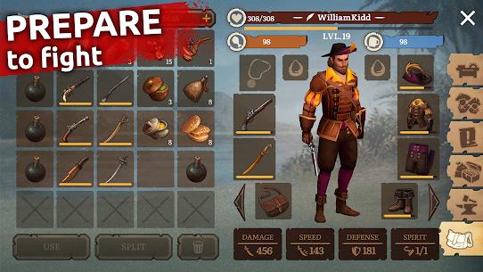 Mutiny: Pirate Survival (MOD, Free Craft) 4