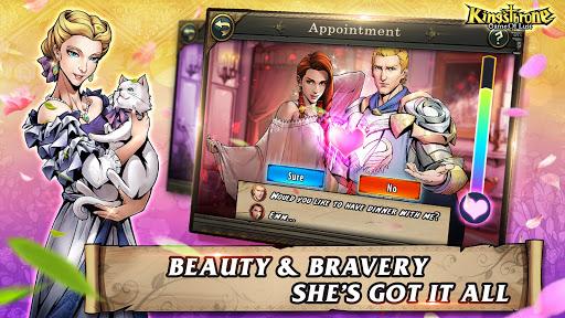 King's Throne: Royal Delights  screenshots 3