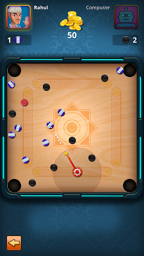 World Of Carrom : 3D Board Game android2mod screenshots 8