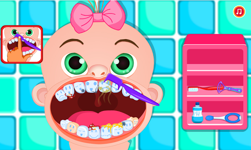 Emily Brushing Tooth  screenshots 18