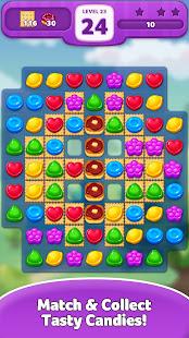 Lollipop: Sweet Taste Match 3 21.0715.00 screenshots 4