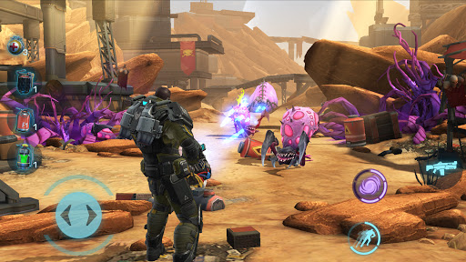 Evolution 2: Battle for Utopia. Action games 0.596.80222 screenshots 7