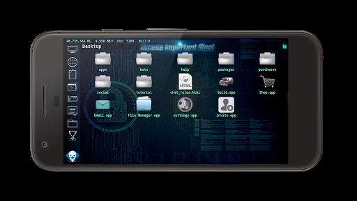 Hackers Online (MMO Simulator)  Screenshots 3