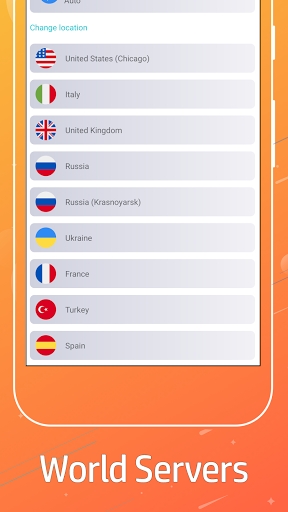 Speed VPN - Unlimited VPN, Fast, Free & Secure VPN android2mod screenshots 2