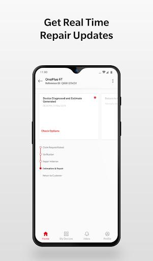 OnePlus Care 4.6.0 Screenshots 6