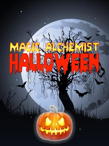 Magic Alchemist Halloween apkdebit screenshots 17