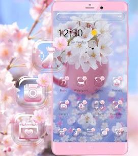 Sakura Flower Theme Wallpaper 10003000 Download APK Mod 1