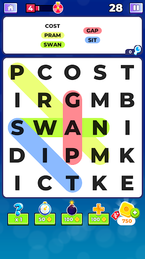 Word Search. Offline Games  screenshots 10