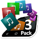 Theme Pack 3 - iSense Music - Androidアプリ