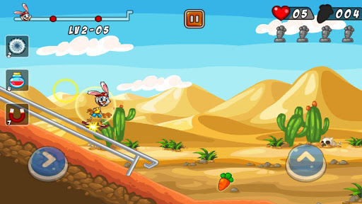 Bunny Skater 1.7 Screenshots 2