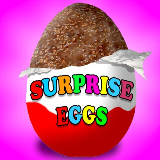 Surprise Æg Spil