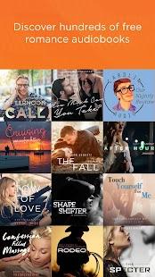Free Romance Audiobooks Screenshot