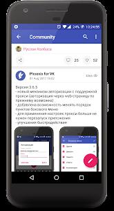 Phoenix for VK 4.5.10 Download Mod Apk 2
