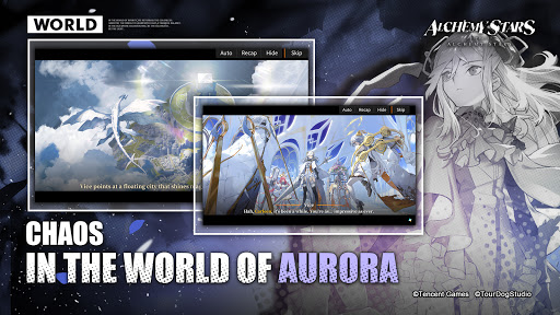 Alchemy Stars: Aurora Blast 1.0.2 screenshots 2