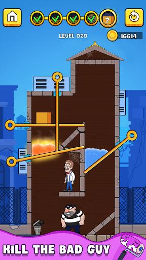 Home Pin - Hero Rescue & How To Loot?  screenshots 1