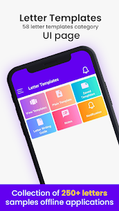 Letter Templates Offline – Letter Writing App MOD APK 2