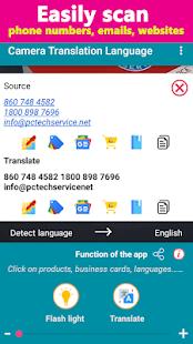 Camera Translator - Live Translation App 3.4.1 Screenshots 7