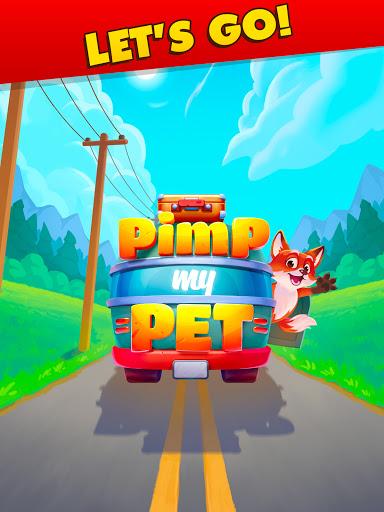 Pimp my pet : Pimp, Spin & Clash ! screenshots 14