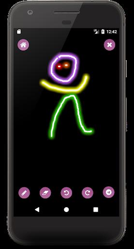 Kids Magic Doodles - Colorful Kids Drawing screenshots 3