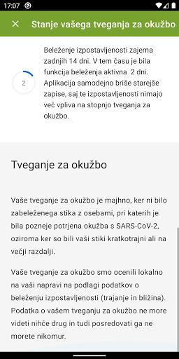 #OstaniZdrav 1.10.1 Screenshots 4