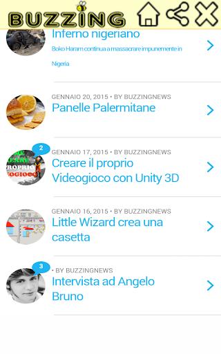 buzzing news screenshot 3