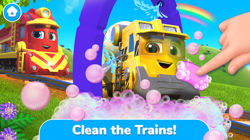 Mighty Express - Play & Learn with Train Friends android2mod screenshots 2