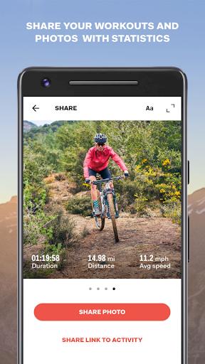 Sports Tracker Running Cycling apktram screenshots 7