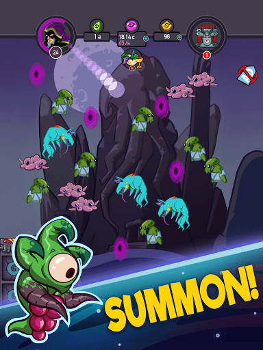 Tap Temple: Monster Clicker Idle Game 2.0.0 screenshots 10