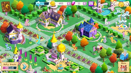 MY LITTLE PONY: Magic Princess 6.7.0j screenshots 18