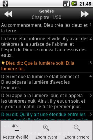 La Sainte Bible, Louis Segond 1.4 Screenshots 4