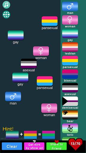 LGBT Flags Merge! 0.0.9700_26c3dc6 screenshots 1