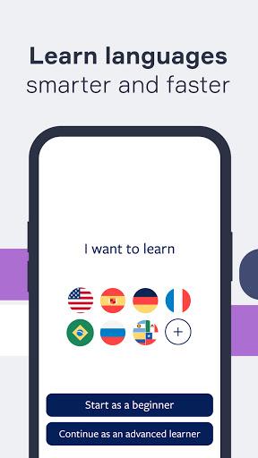 Lingvist: Learn Languages Fast 2.63.8 screenshots 1