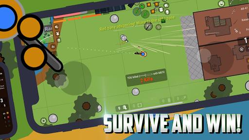surviv.io - 2D Battle Royale 1.1.2 screenshots 5