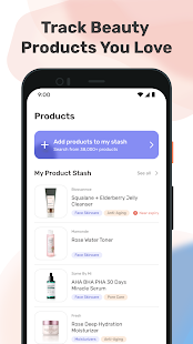 TroveSkin 2.0 Skincare Tracker screenshots 10