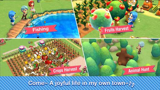 Town's Tale with Ebichu apktreat screenshots 2