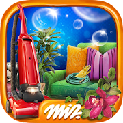 Hidden Objects House Cleaning 2 – Room Cleanup