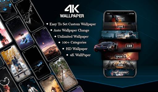 4K Wallpaper - HD Backgrounds 2.7