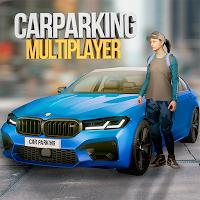 Car Parking Multiplayer Unlimited Money MOD APK v4.8.4 - App Logo