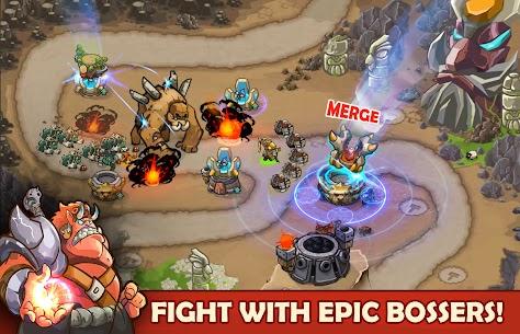 King Of Defense: Battle Frontier (Merge TD) 1.8.79 1